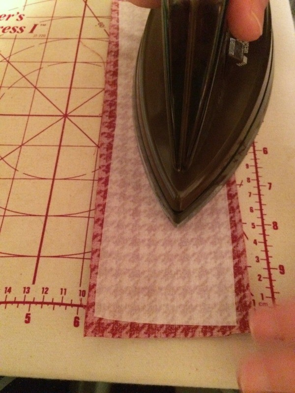 iron on interfacing instructions