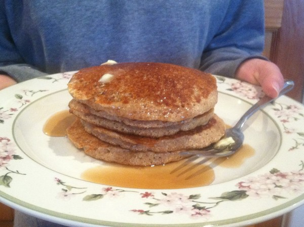 Better Homes And Gardens Whole Wheat Pancake Recipe