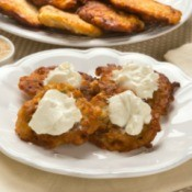 Latke for Hanukkah