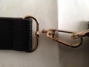 Leather Shoulder Strap Bag 11