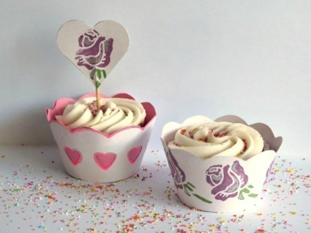 decorative cupcake wrappers