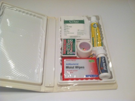 VHS Travel First Aid Kit