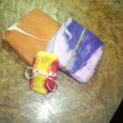 finished soaps