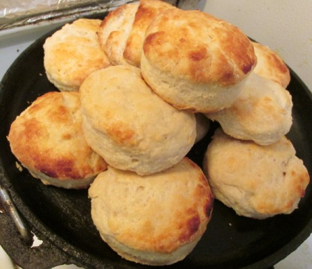 Paw Paw's Sour Milk Biscuits