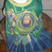 Buzz Lightyear cape
