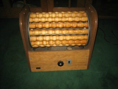 exercise roller machine