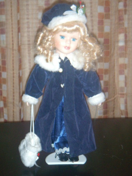 Value of Collection Choice Porcelain Doll