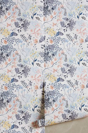 Discontinued Anthropologie Wallpaper