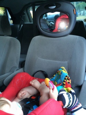 Remembering Your Baby in the Car