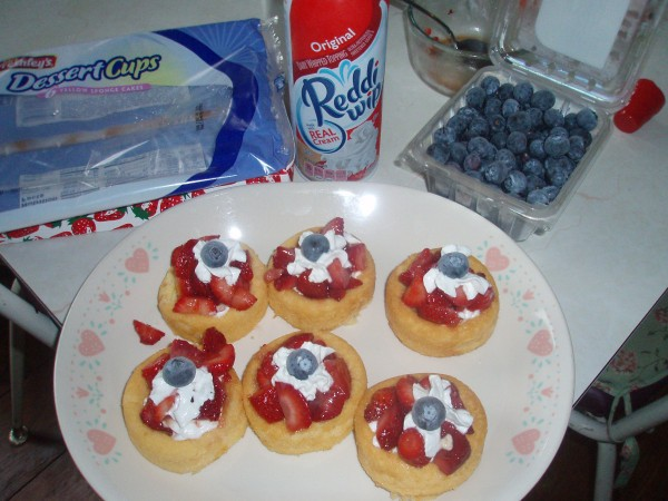 4th of july dessert recipes thriftyfun for 4th of july dessert recipes with pictures