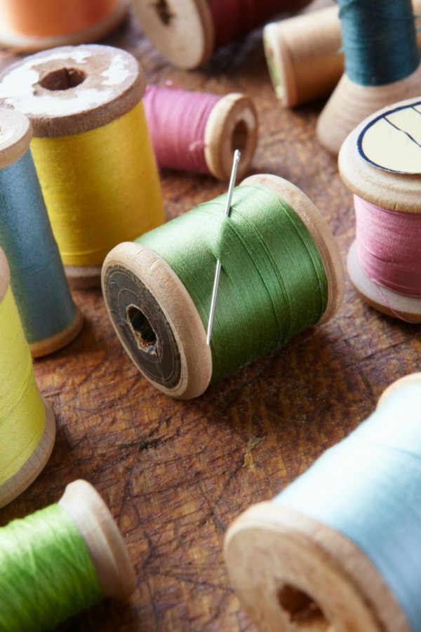 Thread Wooden Spool Ideas