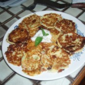 finished fritters