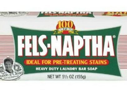 package of Fels Naptha soap