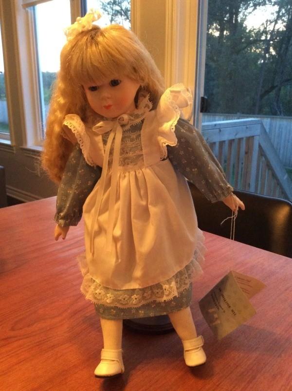 value of porcelain dolls thriftyfun