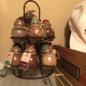 Repurposing a Circular Spice Rack