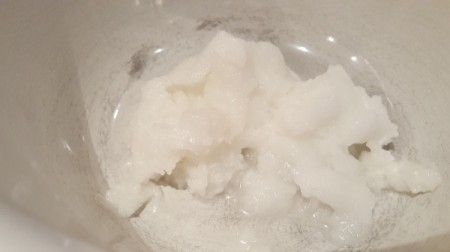 Coconut Oil Conditioner - coconut oil
