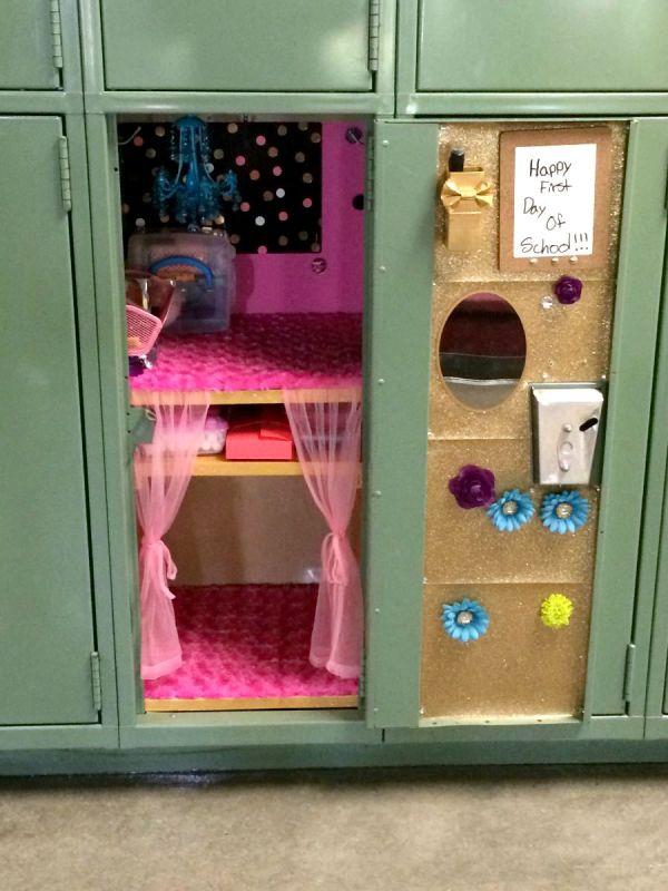 decorating your school locker | thriftyfun