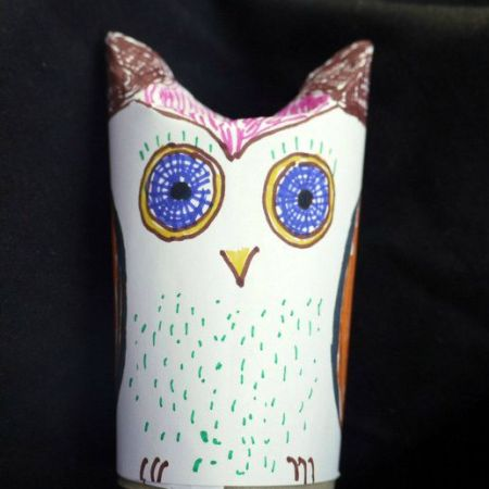 finished owl