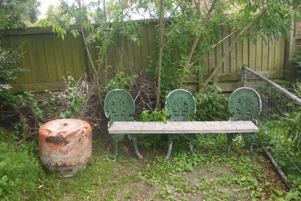 Making a Garden Bench ThriftyFun