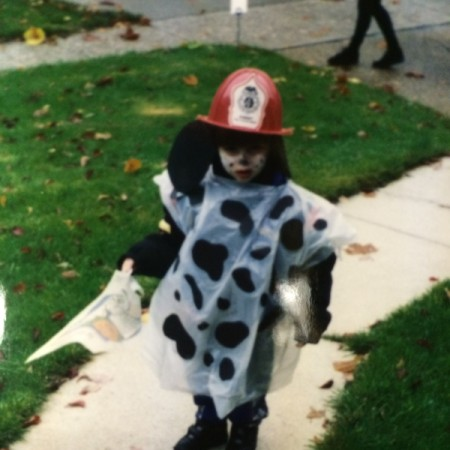 Dalmation Halloween Costume