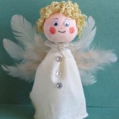 completed angel