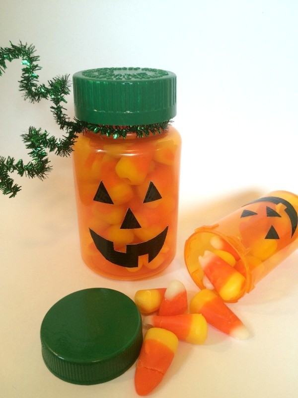 craft ideas for used medicine or pill bottles thriftyfun