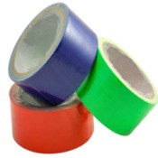 storing duct tape