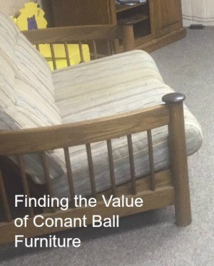 Finding the Value of Conant Ball Furniture