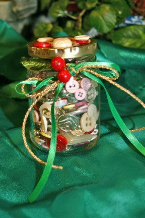 Getting Creative with Gifts in Jars