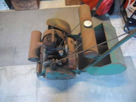 Value of Vintage Royal Enfield Reel Lawnmower