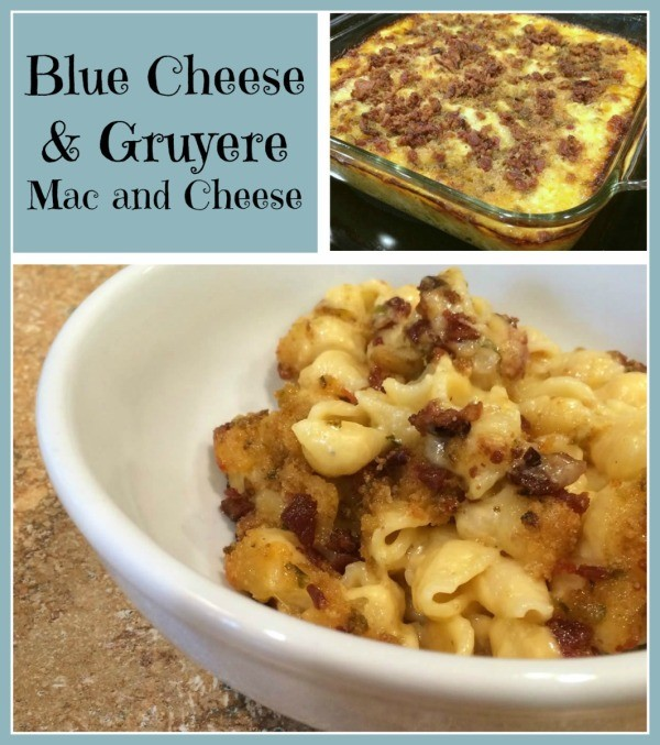 Blue Cheese And Gruyere Mac And Cheese Thriftyfun
