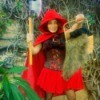 Red Riding Hood the Wolf Slayer Costume
