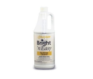 Congoleum Bright 'N Easy No Rinse Cleaner Reviews
