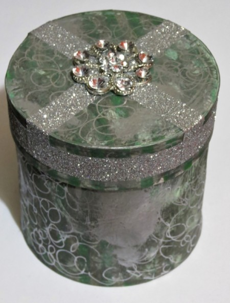 Recycled Glamour Gift Box