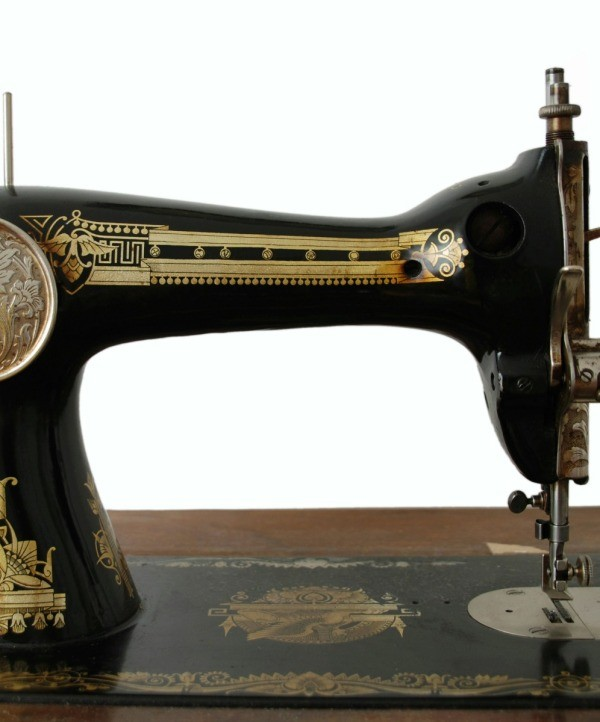 pedal singer sewing machine