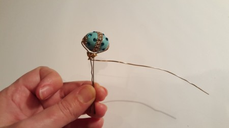 Decorative Hair Pin
