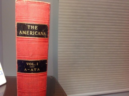 Value of 1910 The Americana