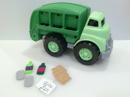 Felt Recyclables for Toy Truck