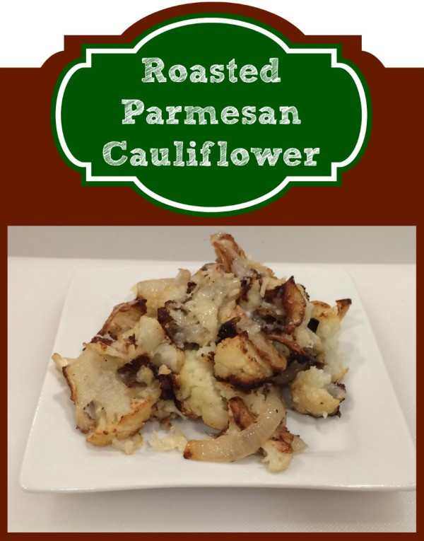 Roasted Parmesan Cauliflower | ThriftyFun