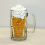 Butterscotch Candy Beer Mug
