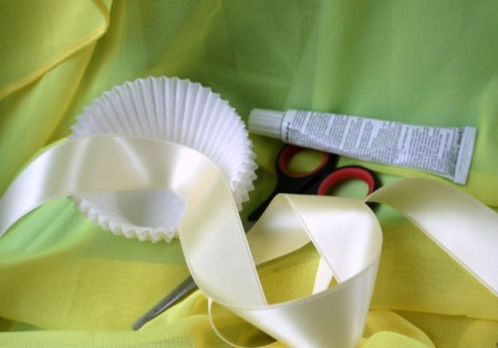 Muffin Case (Liner) Gift Bows