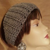 Basic Crochet Winter Headband