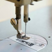Repairing a PFAFF Sewing Machine