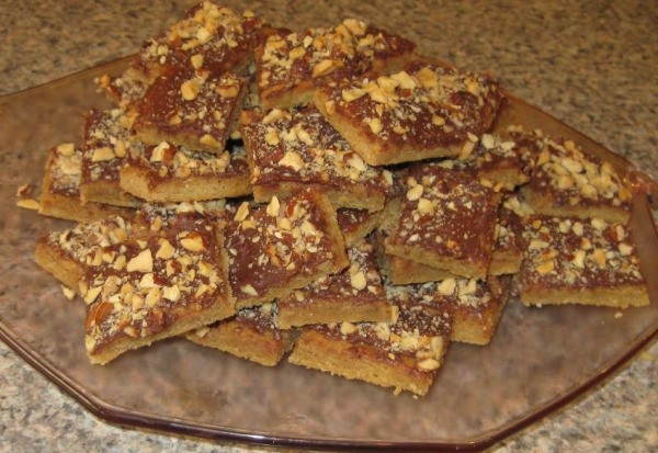 Toffee Squares Recipe Thriftyfun
