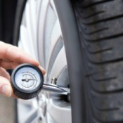 Checking Your Tire Pressure