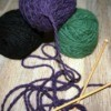Working with Dark Colored Yarns