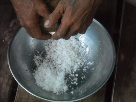How To Make Fresh Shredded Coconut