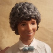 Crochet Winter Hat for Ken Doll