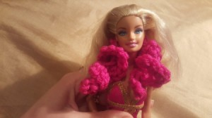 Crochet Scarves for Barbie Doll
