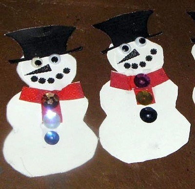 """Let it Snow"" Decoration"